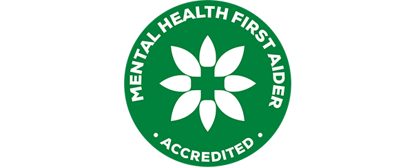 Accredited - Mental Health First Aider